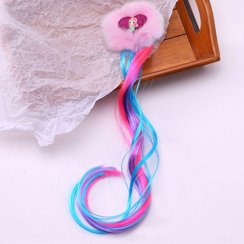Accessoires cheveux pour enfants Couvre-chef duckbill clip coiffure perruque perruque coiffure papillon cartoonBB arc pince en épingle à cheveux