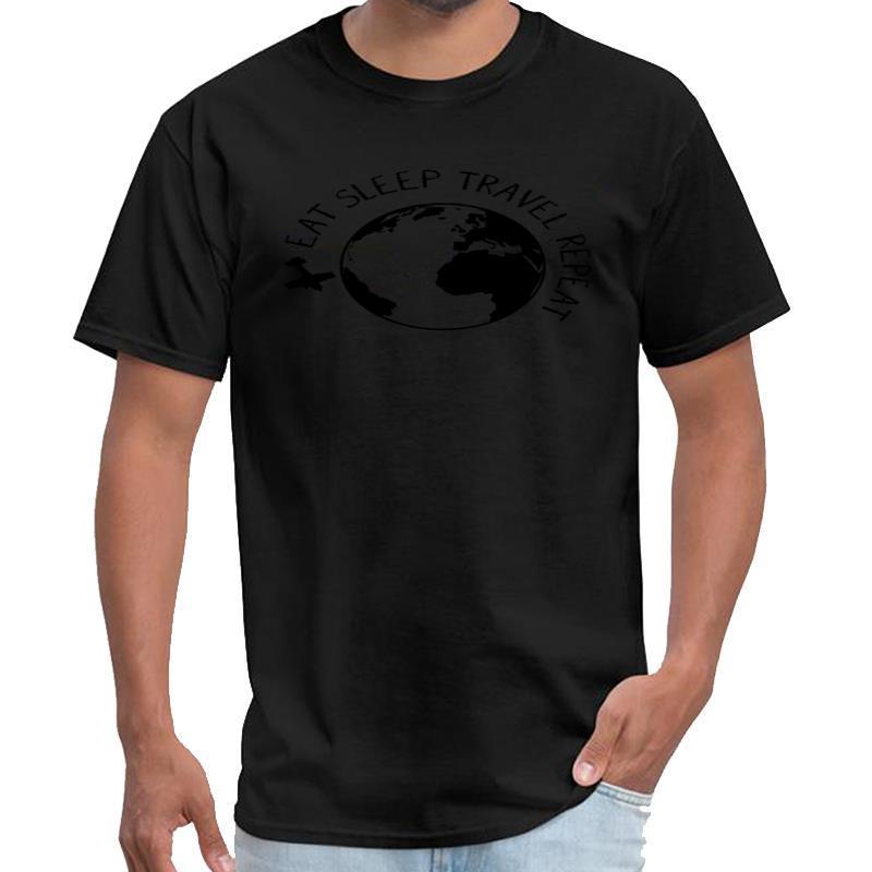 Coma camisa feita sob encomenda da camisa senhores t viagem do sono Repita simpsons casa de papel tamanho grande s ~ 5xL naturais