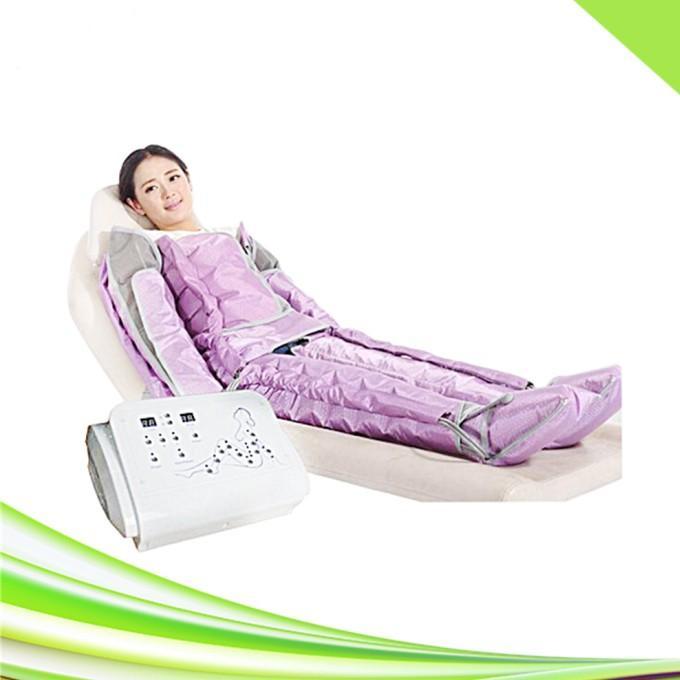 salone spa macchina pressoterapia drenaggio linfatico pressoterapia vestito compressione dell'aria sottile del piedino di massaggio