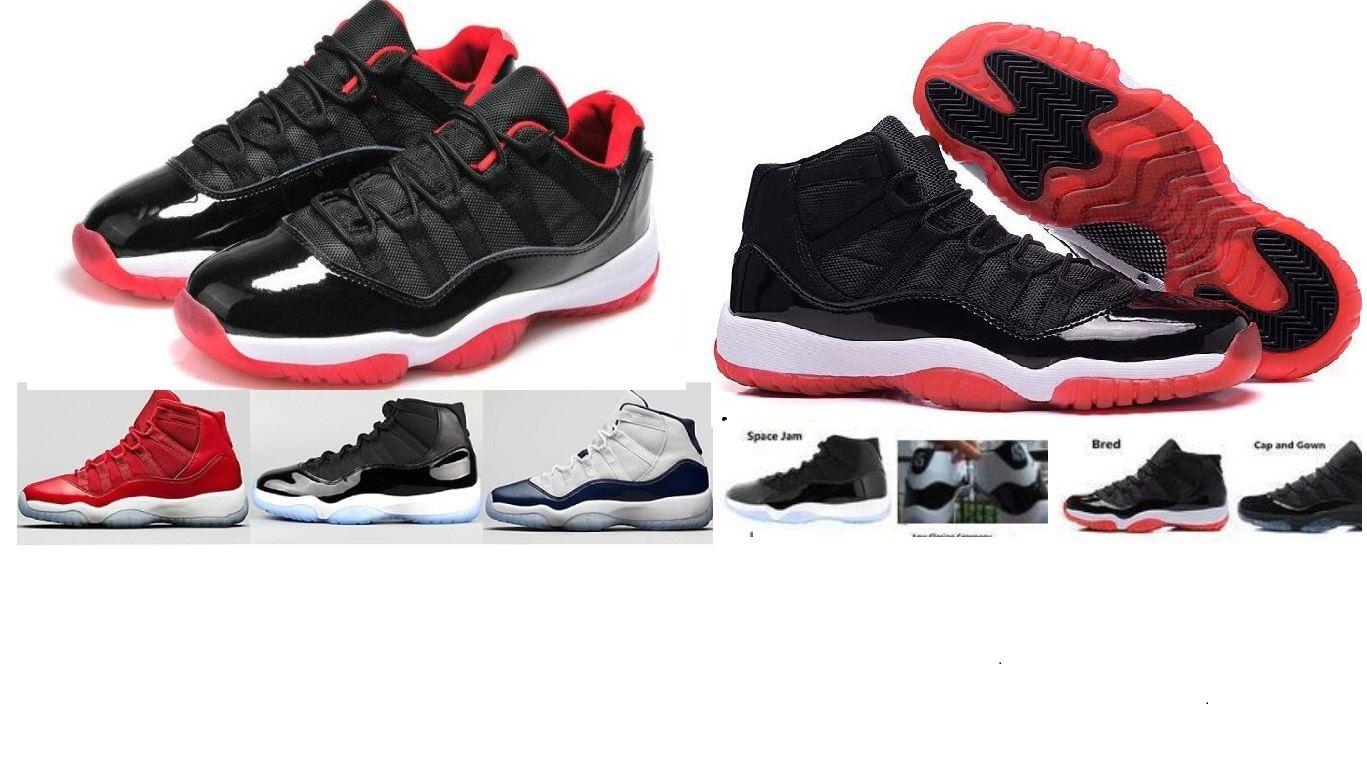 Enfants Big Boy Girl Girls Night Night Kids 11 Chaussures de basketball 11S 2021 Iridescent Unc Gym Sciend-Jam 45 Concord Femmes Sports Sneakers