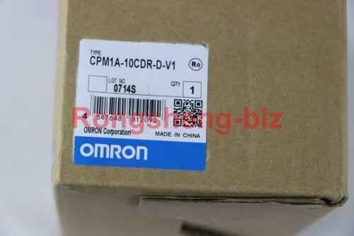 1PC Brand NEW Omron Programmable Controller CPM1A-10CDR-D-V1 #RS8