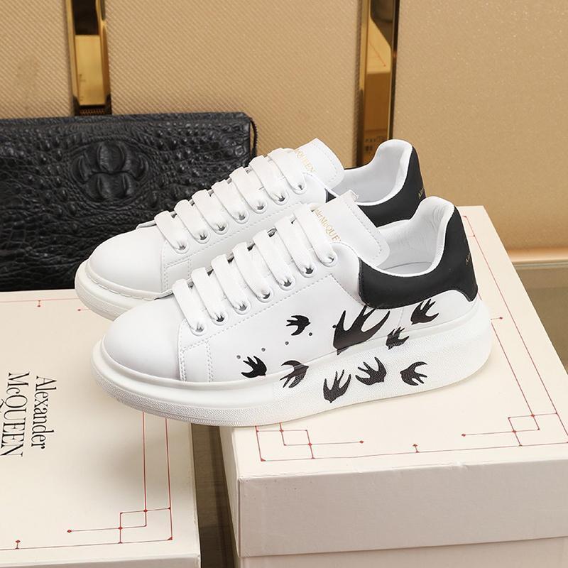 Gota para hombre del barco zapatos cómodos al aire libre de lujo de gran tamaño Diseñador Caminar Footwears zapatilla de deporte de alta calidad Lunkal-top deportivo Zapatos de los hombres
