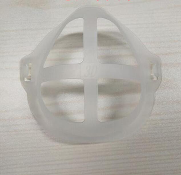 Masque PE de masques 3D Support support Assist masque respiratoire Coussin intérieur Support Masques bouche respirant Cadre Valve GGA3671-4