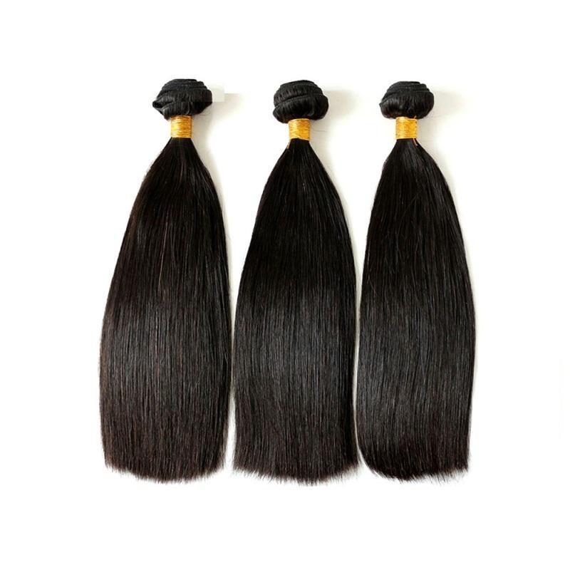 İşlenmemiş süper çift malaysian düz bakire saç demetleri çizilmiş 3adet 300g lot% 100 remy insan saçı demetleri doğal rengini örgüleri