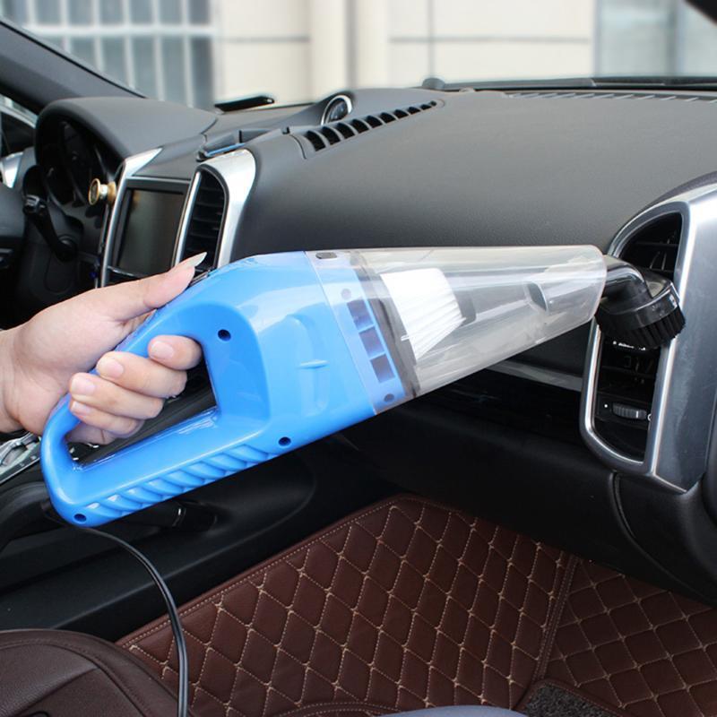 12V Автомобильный пылесос автомобиля Ручной пылесос Mini для ASPIRATEUR Мощный Вакуумное Очистители Авто
