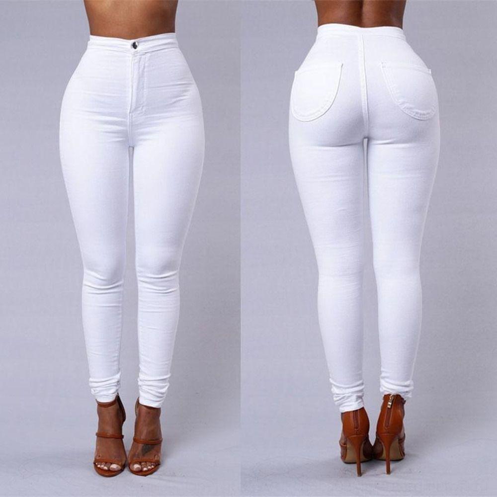 f3aCV BHr1y Leggings pantaloni sottile vita alta idoneità matita stretta pantaloni stretch matita stretta sexy