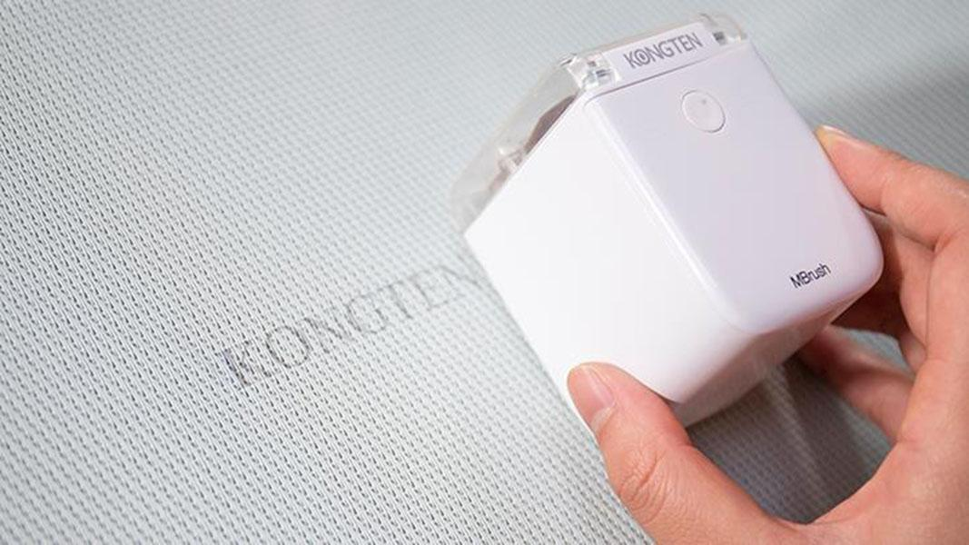 MBRUST 2020 новый мини-беспроводной портативный портативный мобильный телефон струйный принтер Meader Maker Maker Customed Diy Color Printer для подарка Chiristmas