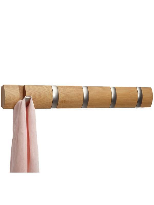Твердый деревянный клейкий вешалка угловой дверной крючок стены творческие гладкие стены деревянные вешалки пальто крыльцо за крючок WBJFI