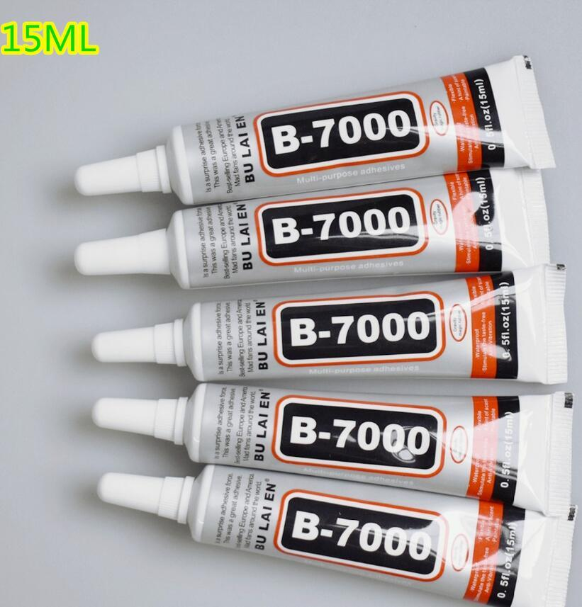 15ml B-7000 Colle B7000 Multi Ust Colle Adhésif Epoxy Résine Réparation Téléphone Cellule LCD Écran tactile Super Glue B 7000