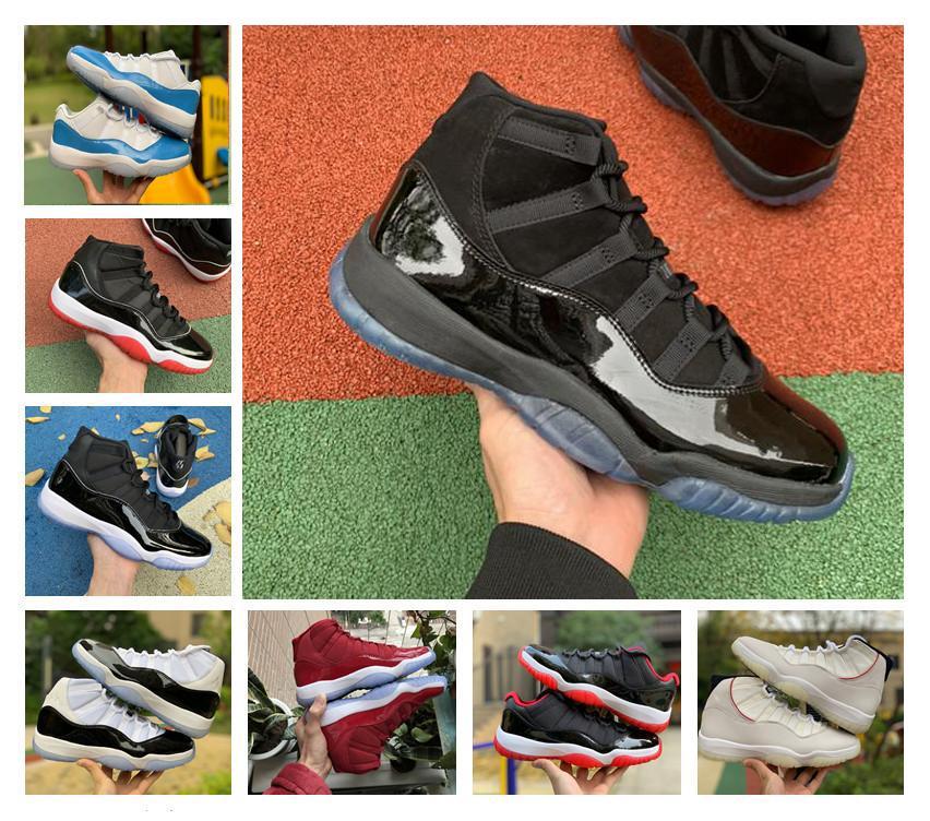 ولدت الجديدة 11 أحذية كونكورد 45 كرة السلة للرجال البلاتين تينت غاما رياضة الأحمر الرياضة احذية Jumpman 11 الفضاء المربى منتصف الليل البحرية أحذية للنساء