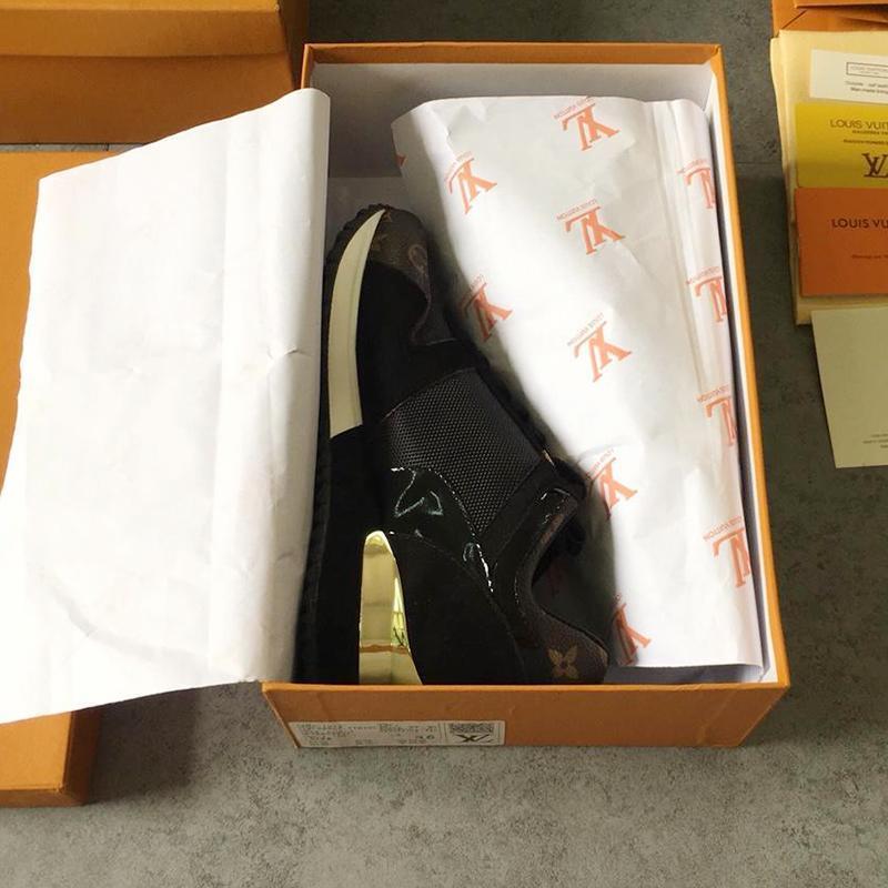 Ultima moda scarpe firmate lusso scarpe da ginnastica donne del progettista di marca Ultime scarpe casual di alta qualità dimensioni del modello 35-41 CL01