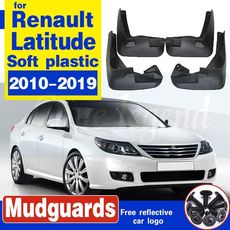 Schmutzfänger für Renault Latitude 2010 ~ 2019 Safrane Samsung SM5 Fender Mud Schutzklappe Splash Flaps Radschützer Zubehör 2011 2012