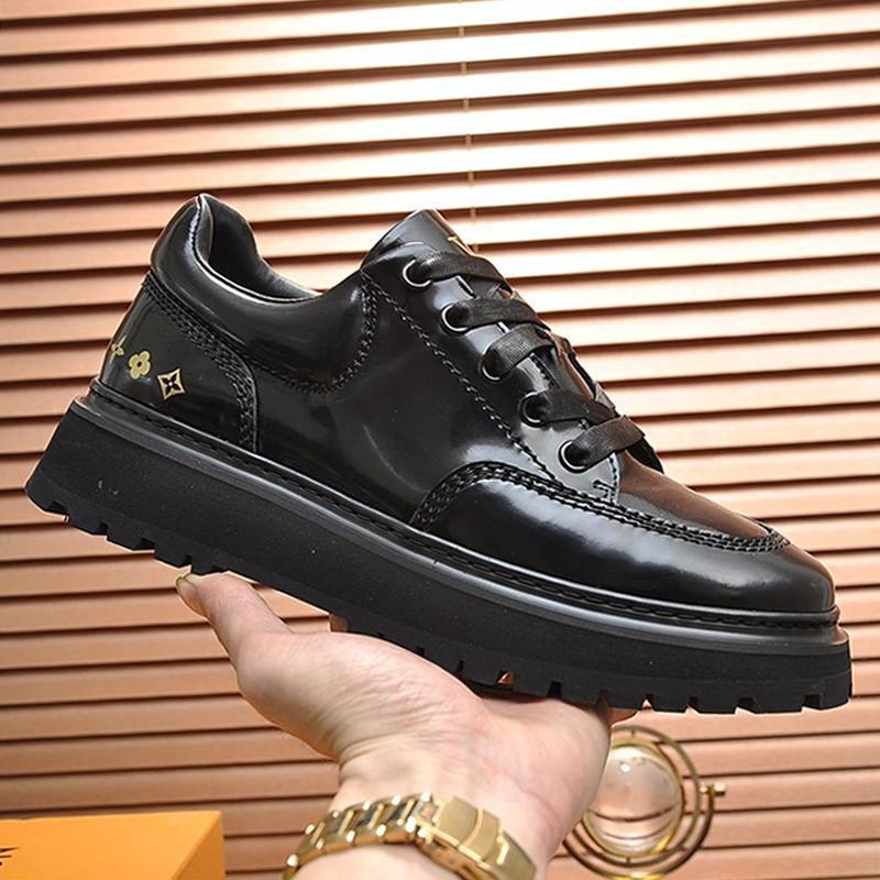 Box İle Yeni Stil Erkek Ayakkabı Abesses Sneaker Zapatos Hombre Lüks Ayakkabı Chaussures Hommes 2020 Deri Shaspet Erkek Ayakkabı Günlük Satış
