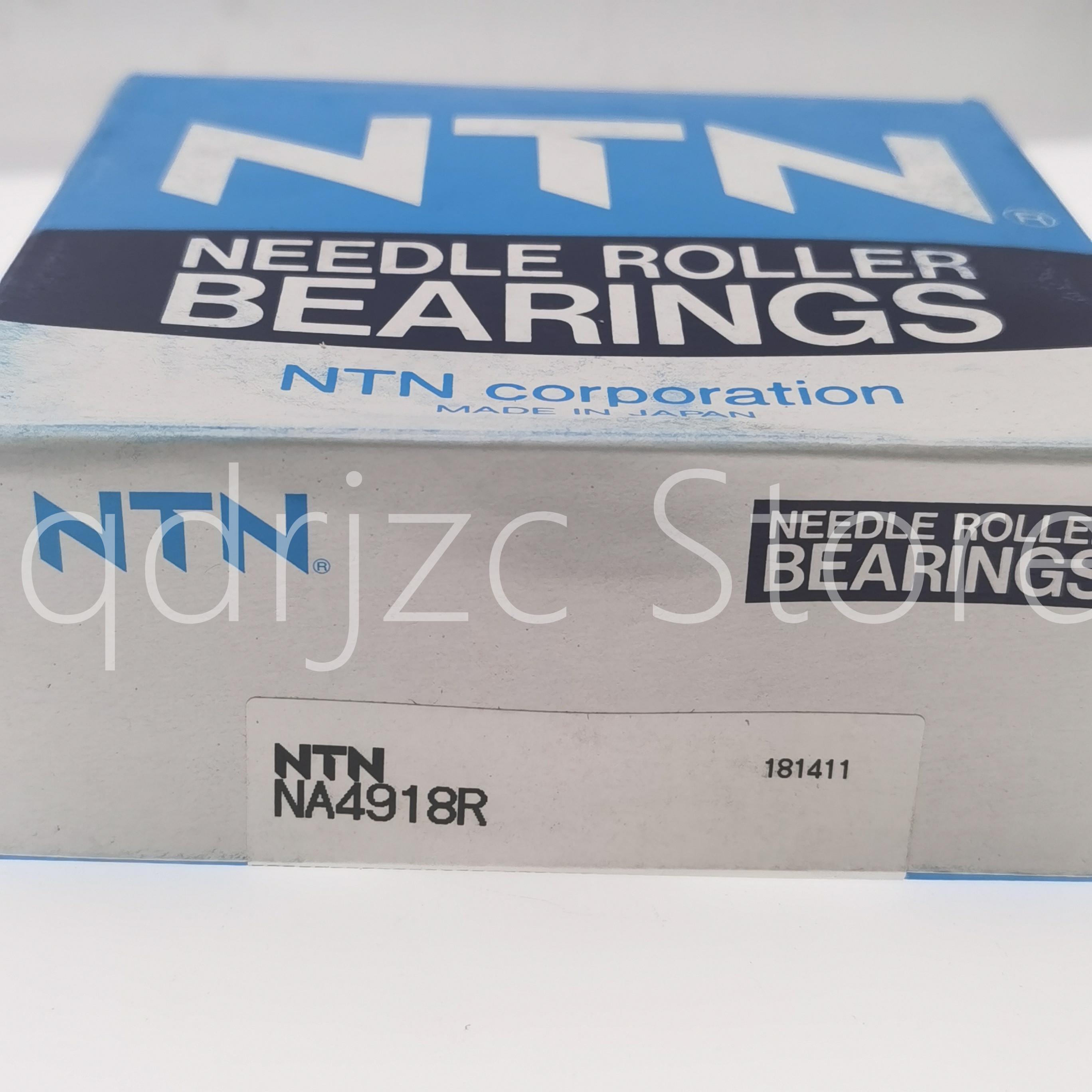 NTN rodamiento de rodillos de aguja NA4918R = RNA4918 + IR90X105X35 90 mm X 125 mm X 35 mm