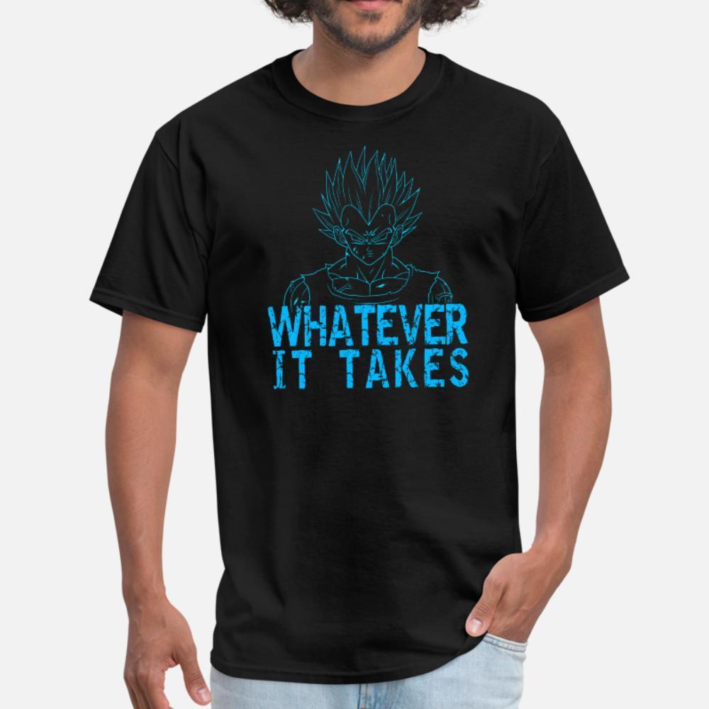 Whatever It Takes camiseta homens personalizado de manga curta S-XXXL Roupa Famoso forma da camisa Primavera Padrão Outono