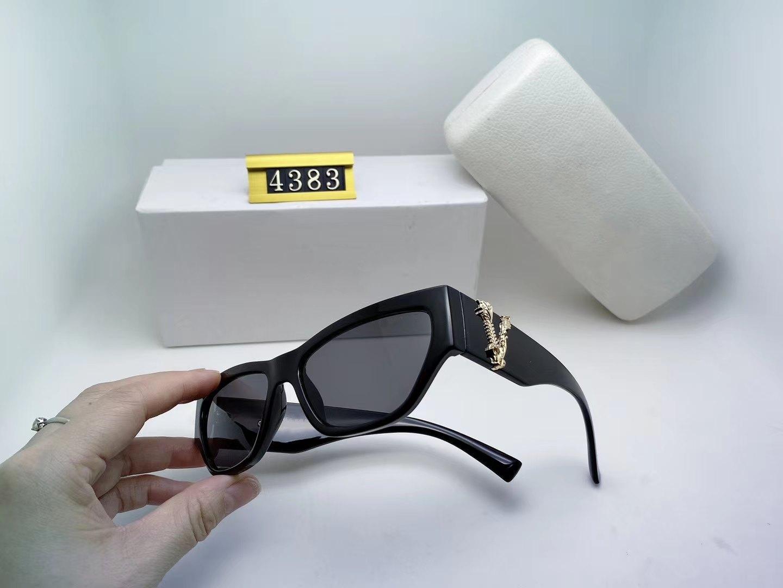 Designer-Platz Sonnenbrillen Männer Frauen Unisex Jahrgang Shades Driving polarisierte Sunglass Mann-Gläser Mode-Metal-Plank Sunglass Eyewear 4383