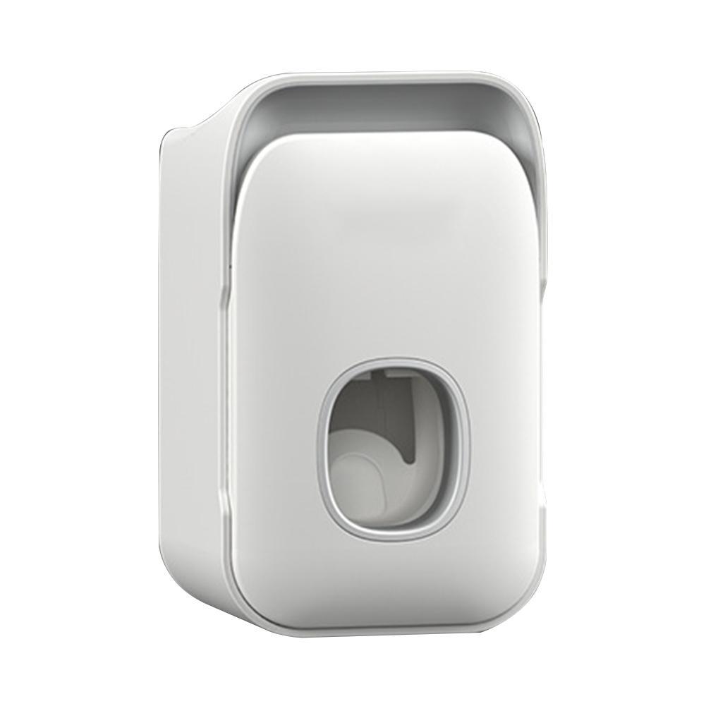 Portaspazzolino Distributore automatico di dentifricio con montaggio a parete Accessori bagno Set