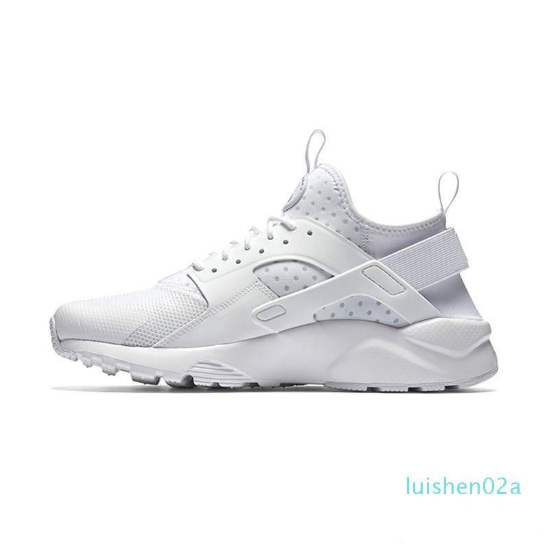 32019 Homens Huarache I sapatas Running Shoes Homens Mulheres Esportes Triplo Preto Branco Huraches ouro Mulheres Outdoor instrutor Sneakers l02 luxo