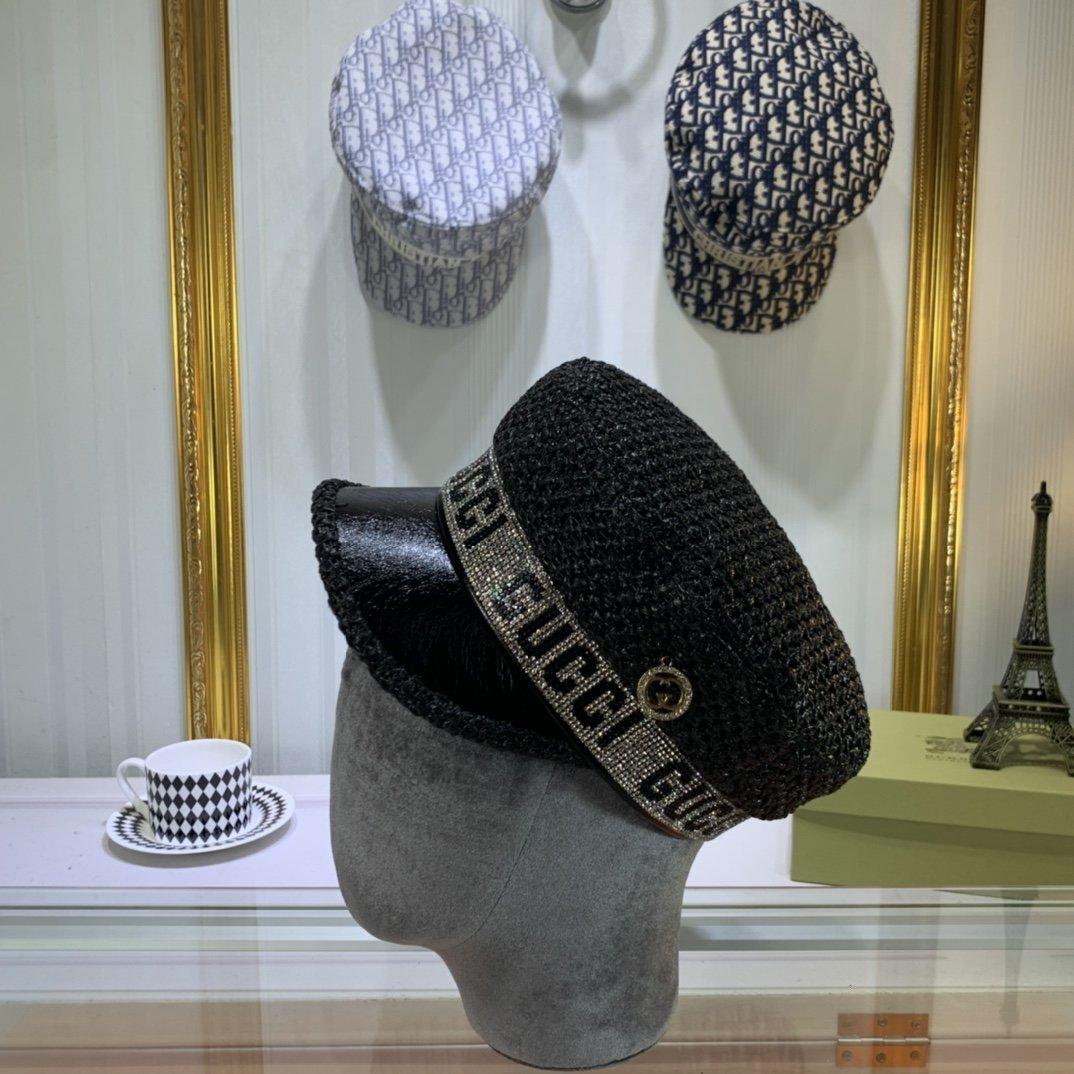 şapka derbi Tasarımcı bayan yeni favori toptan yeni liste sonbahar zarif Parti simpleHGPH nakliye erkekler Bedava şapka kap