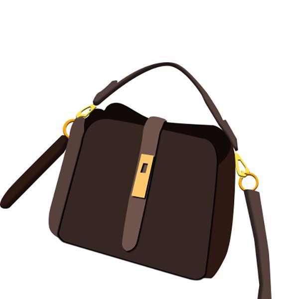 2020 top shopping bag in pelle di moda Crossbodybag tote bag modello uomo e donna classico portafogli borsa di tela tessuta shopping bag