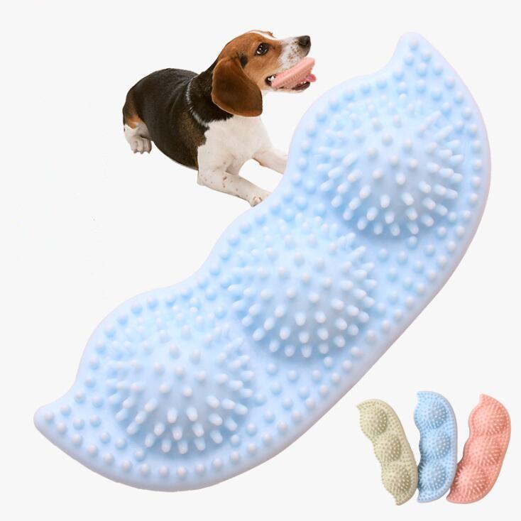 مضغ الكلب المطاط أدوات الكرة الكلاب تدريب الكلاب الترفيه عن اللعب في الهواء الطلق الحديثة مولار الأسنان كرات تدريب الكلاب الطاعة أداة EWF1011