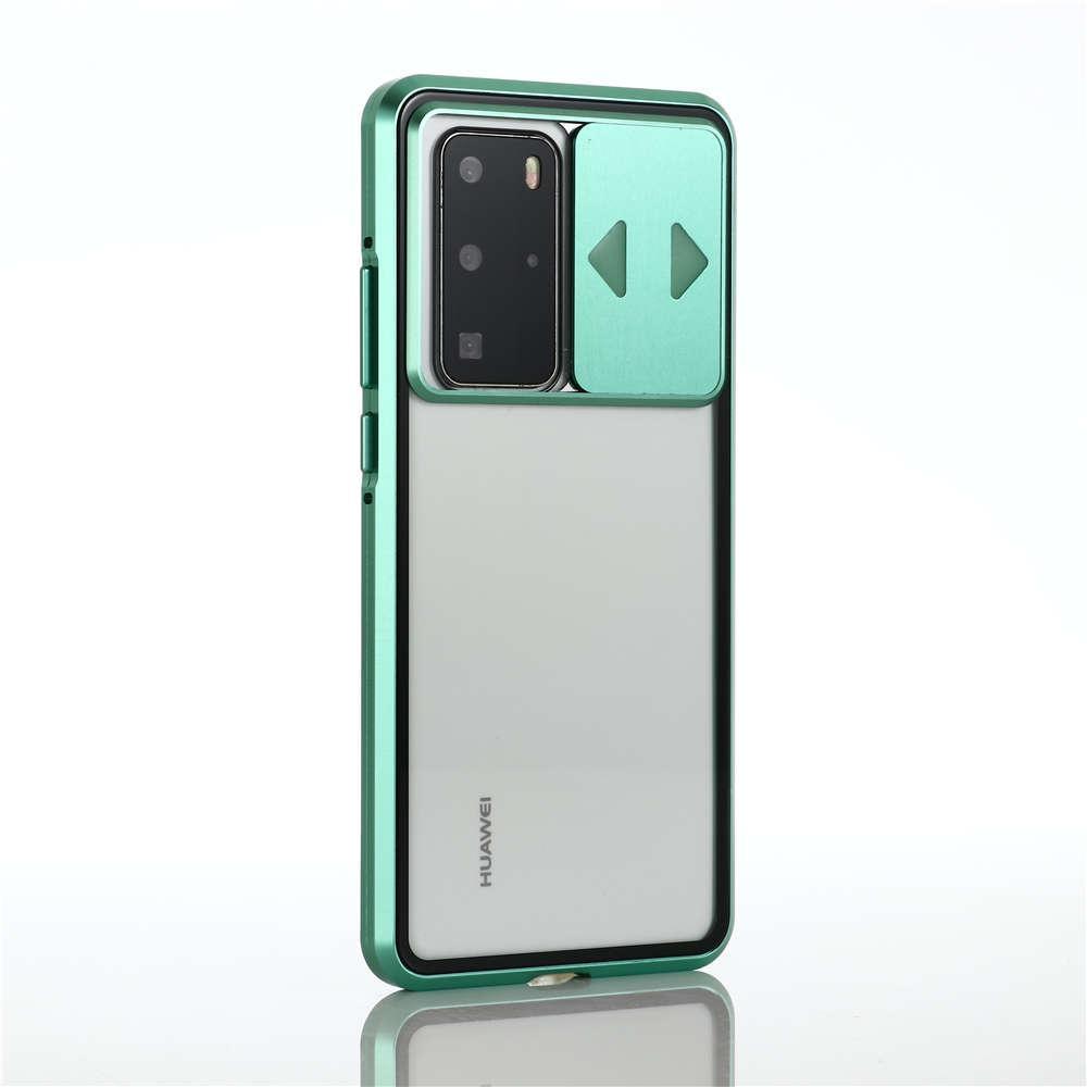 Sıcak Lens Koruma Anti Peeping Çift Taraflı Cam Uygun Cep Telefonu Kılıfı Manyetik Emme Telefon Kılıfı Için iPhone DHL Ücretsiz