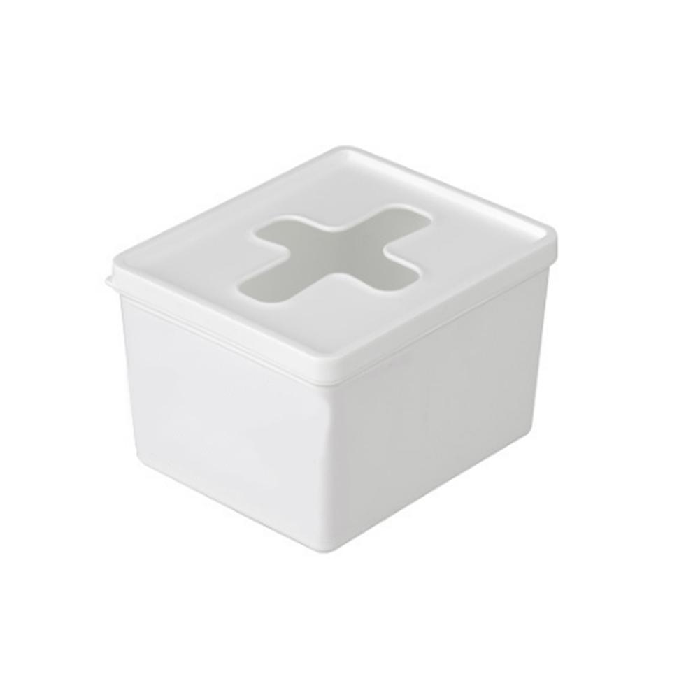 Stoccaggio caso con coperchio sigillato Holder Salviette Dispenser Wet Tissue Box Home Office