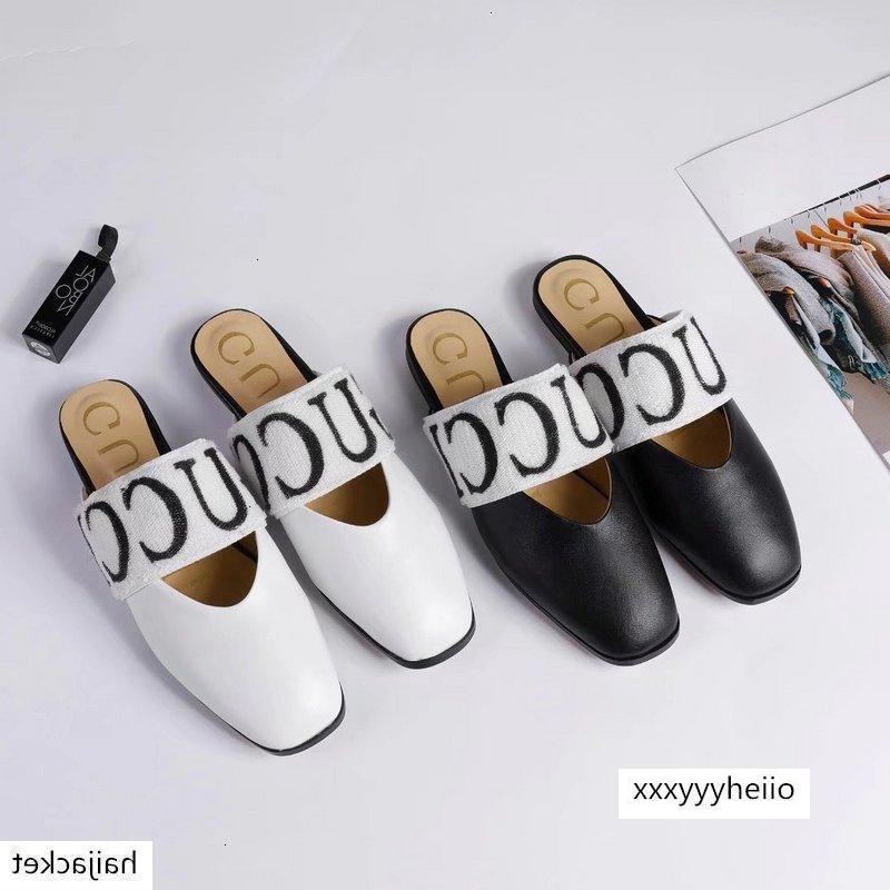 Роскошные Письмо ленты Плоский флип-флоп обувь из натуральной кожи Женщина вскользь тапочки обувь