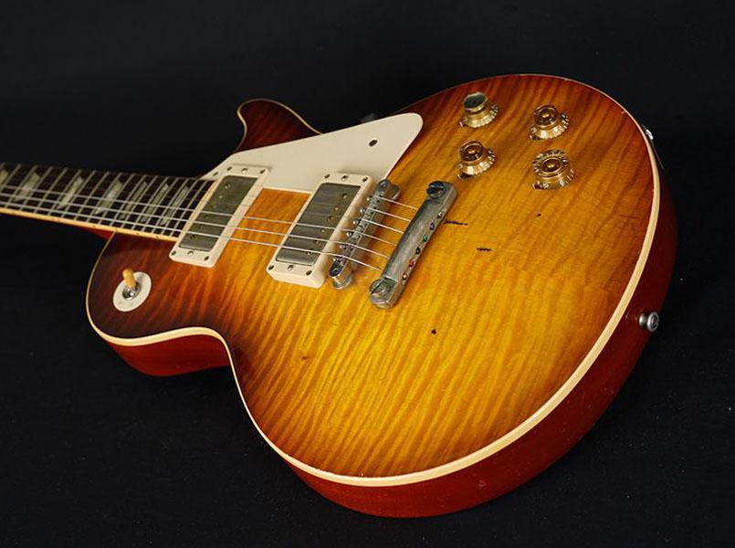 качество электрогитара пользовательского Выдержанный / гитары Relic Майк Блум Field