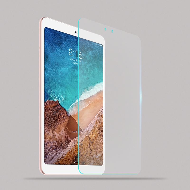 """8 """"스틸 필름 태블릿 PC 화면 케이스 미 Pad4 MiPad 4 단단하게 보호 8.0""""미 패드 4 MiPad4의 경우 강화 유리 막"""