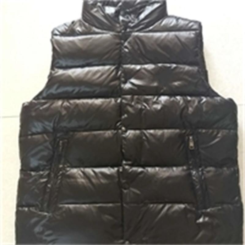 Veste Gilets Bas Parkas Manteau veste vers le bas à capuchon lumineux imperméable pour les hommes et les femmes coupe-vent à capuche Veste épais chaud SU4GA Clothi