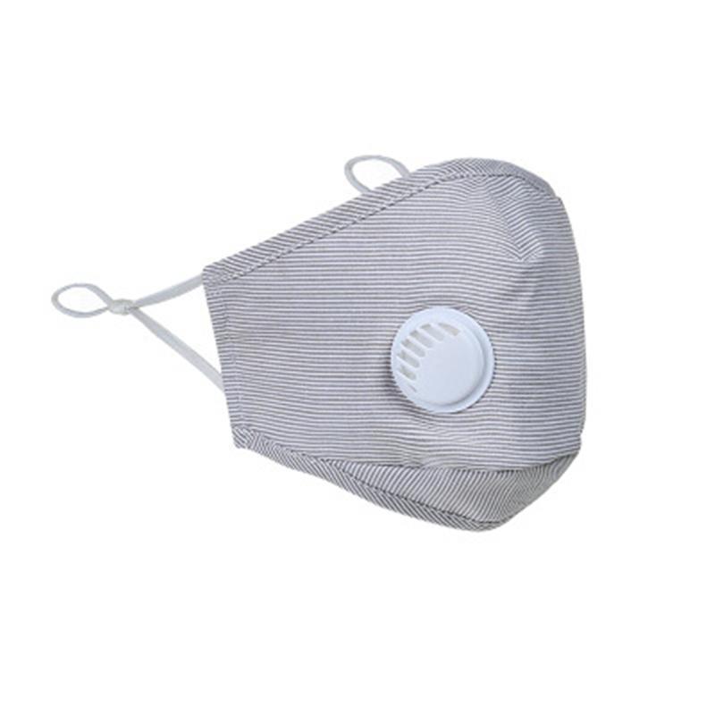 Ледяной Взрослой Шелковые Фильтры маска цвет клапан 5 Роты маска РМ2,5 многоразовых ветрозащитный Washab 9to8