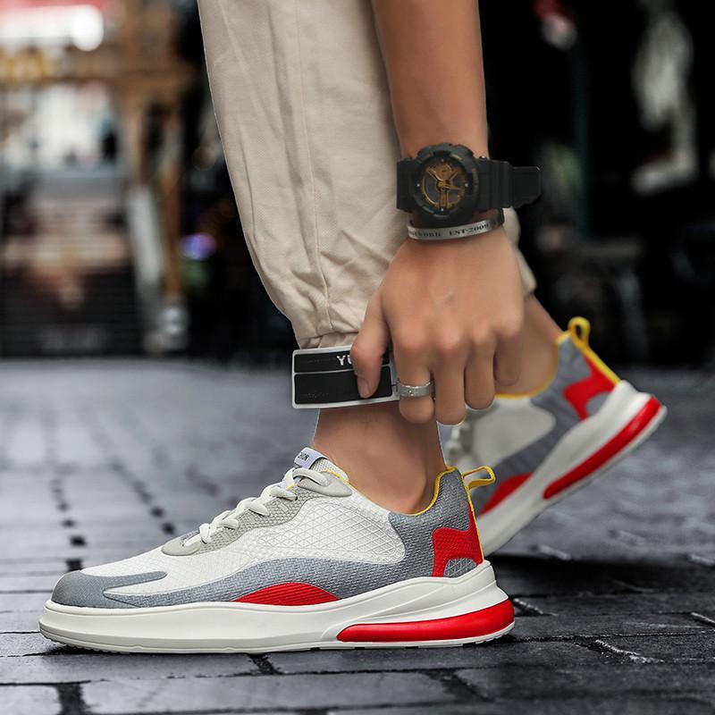 Di alta qualità Nuovo multicolore scarpe da tennis degli uomini di stile classico degli uomini di modo pattini casuali pattini correnti degli uomini casual estate comodi alla