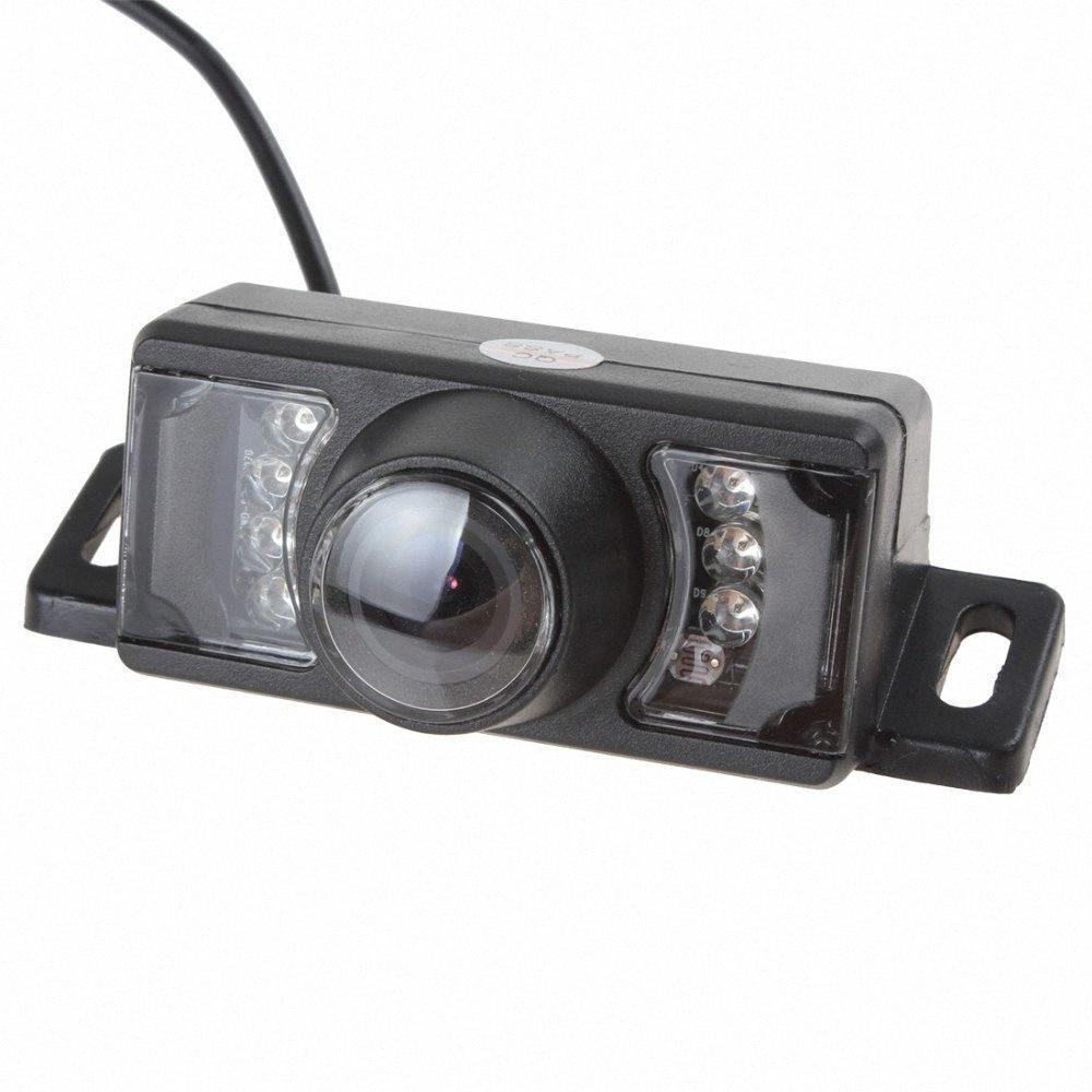 TRASPORTO LIBERO HD macchina fotografica di retrovisione di visione notturna impermeabile macchina fotografica di sostegno per il lettore DVD kIBL #