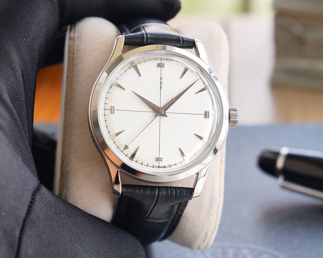 От качества мужские часы 2020 года с 40 мм 316 штрафа стали 9015 движения является водонепроницаемым на 100 метров смотреть