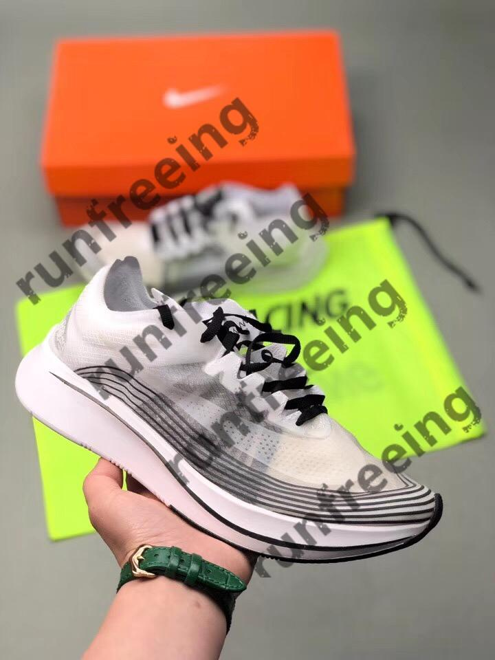 Nike Hot Zoom Fly SP 4% Marathon Shoes Undercover Be True Fashion Sports Shoes for Men Women Lightweight Designer Sneakers Casual Trainers