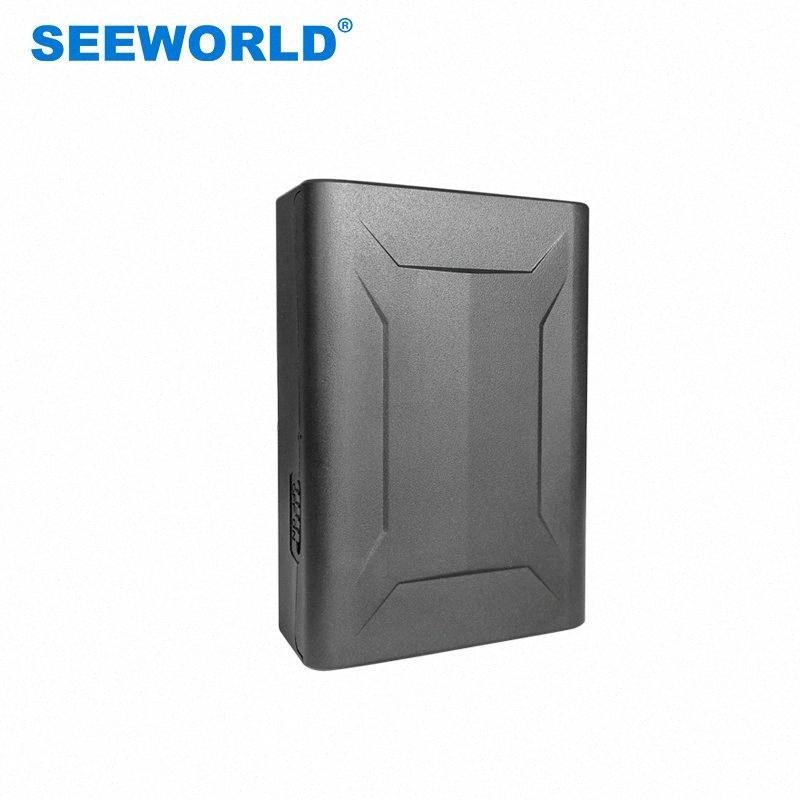 SEEWORLD Beliebte Wasserdicht Lange Zeit Bereitschafts große Batterie 10000mA GPS-Tracking-Gerät S15 xtYg #