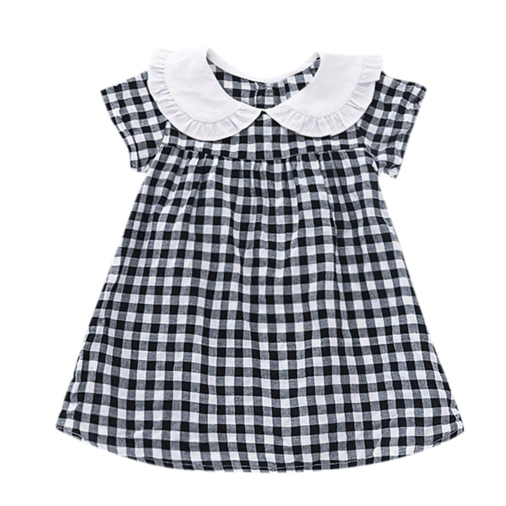 Excelent Clearance newst baby dress Fashion Toddler Baby Girls Sleeveless Flowers Bow Tulle Floral Party Princess Dresses Z0208