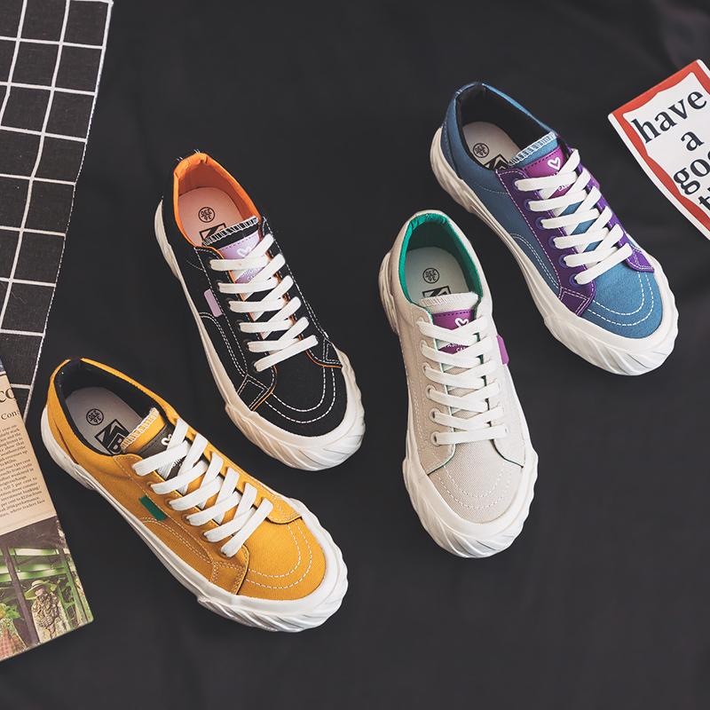 Women Stylish Sneakers 2019 Spring New