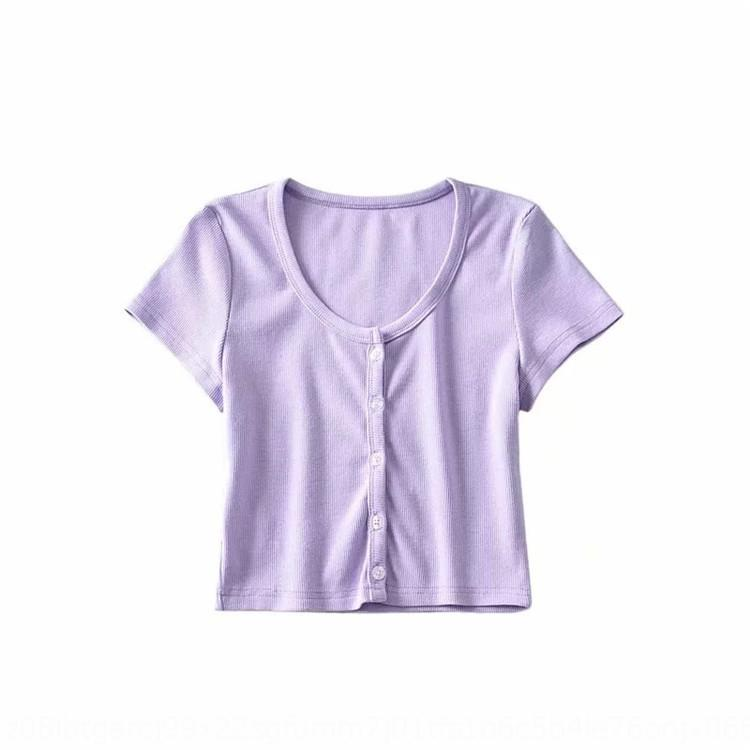 ckS62 Yaz ceket küçük mizaç U yaka kısa Xiao kai shan ceket elastik kısa kollu örgü ceket ceket Kadın