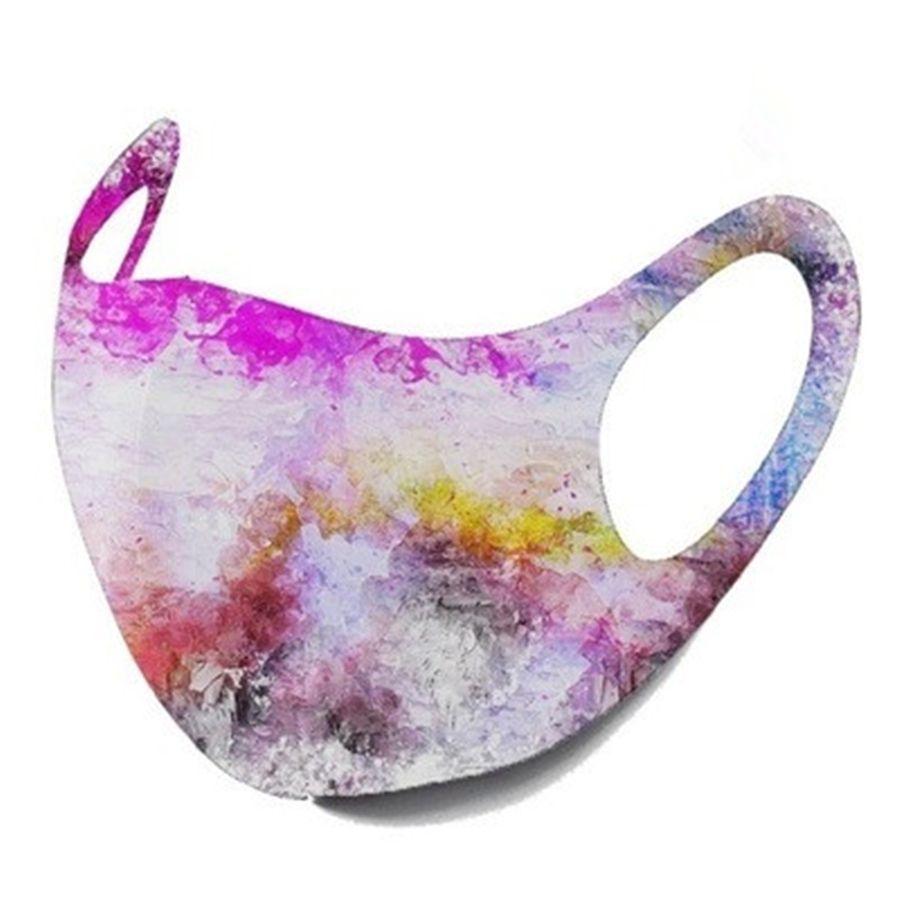YXWwa Livraison filtre avec des masques magiques Mode Enfant Echarpes Impression écharpe Turban cou de protection solaire visage écharpe Bandanas Masque NOUVEAU # 820