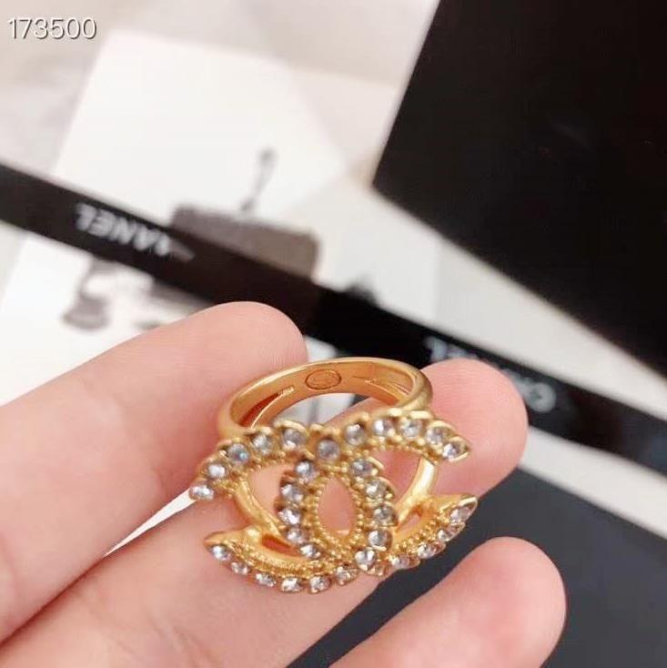 Europa und die Vereinigten Staaten arbeiten neuen Diamant-Brief Damen Ring