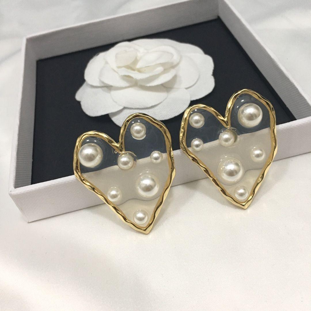 Pendientes de las mujeres de la nueva joyería WSJ012 exquisita caja de regalo # 1102036 xia880520200317520