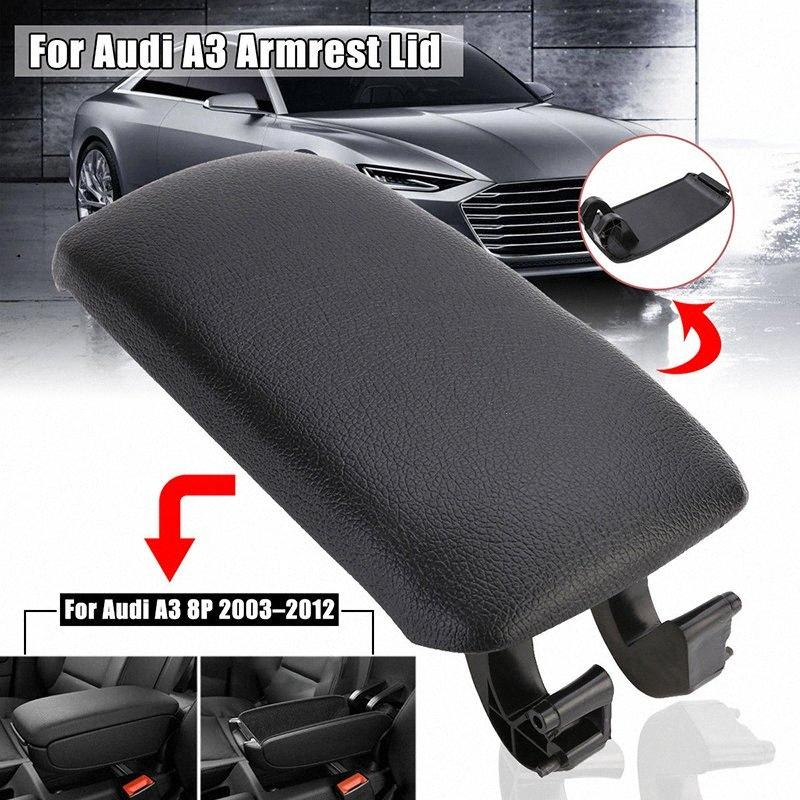 Center Console Armrest Lid Cover Cap PU Leather Fits For A3 8P 2003 2012 Car Interior Modifications Car Interior Mods From , $26.96| D A5rG#