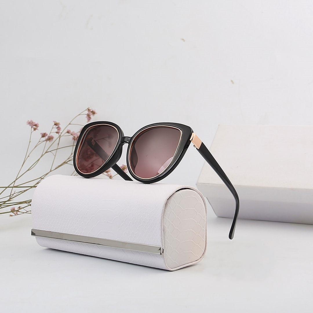 نظارات شمسية موضة النظارات الشمسية أزياء شاطئ للنظارات الشمسية للمرأة