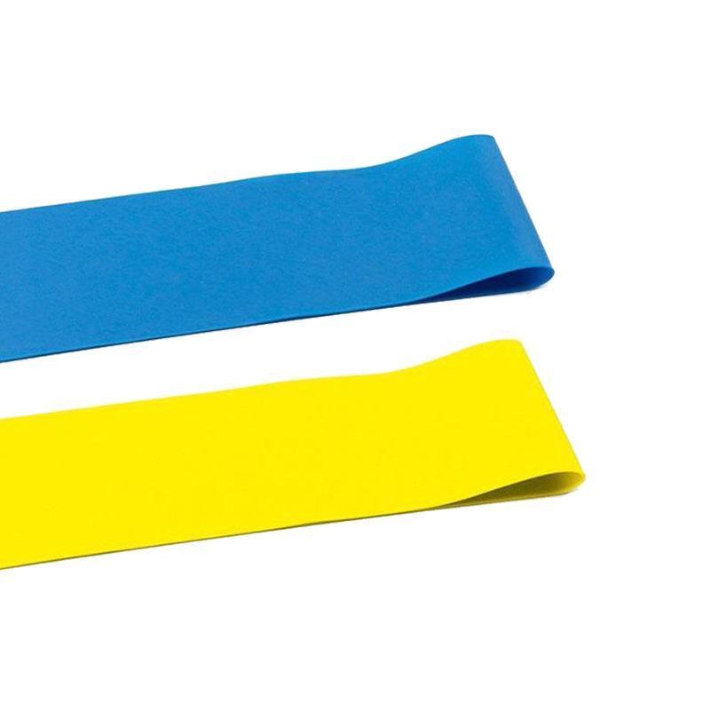 Cinque Livello elastica Bodybuilding lattice Banda Esercizio Loop allenamento fasce di resistenza