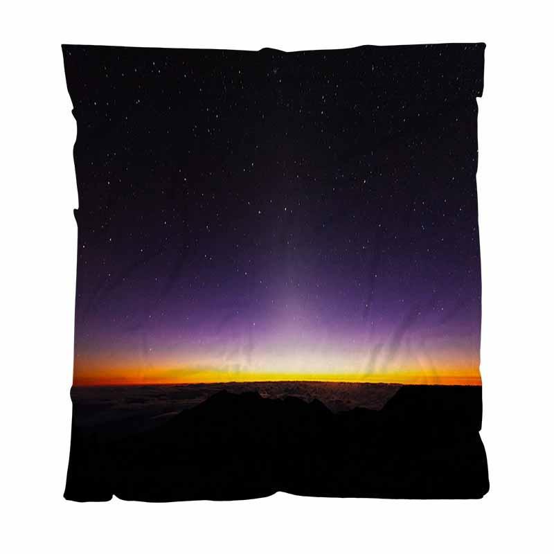 Sky casa Coperta Moda lettera stampata Coperte Pre Alba inverno caldo della coperta del tiro per il letto morbido divano Solid Coperte Copriletto peluche