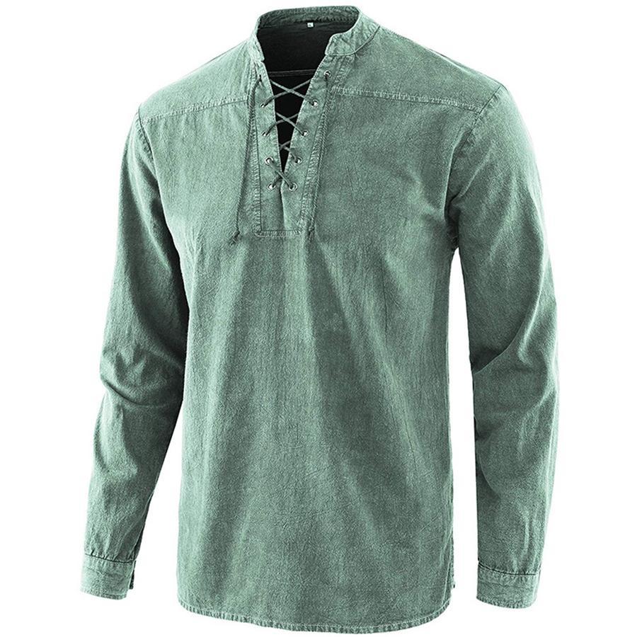 Одежда мужская Дизайнерские футболки Мода Ложные тройники Повседневный Контрастность Цвет Длинные рукава тройники Mens # 615