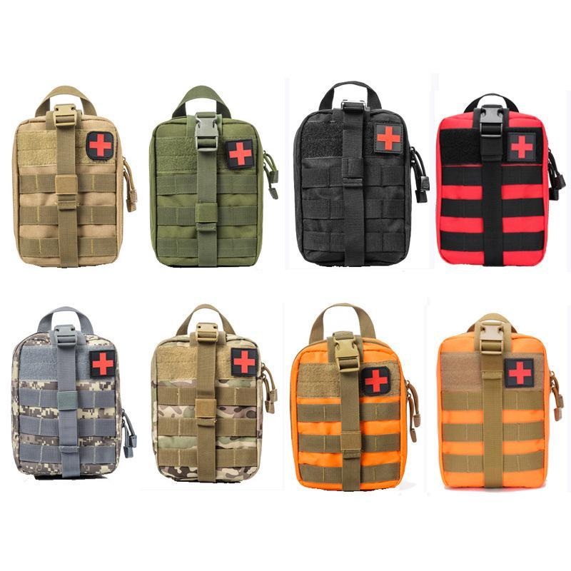 Tactical Medical Kit accessori accessori tattico marsupio camuffamento multifunzionale alpinismo outdoor kit di soccorso