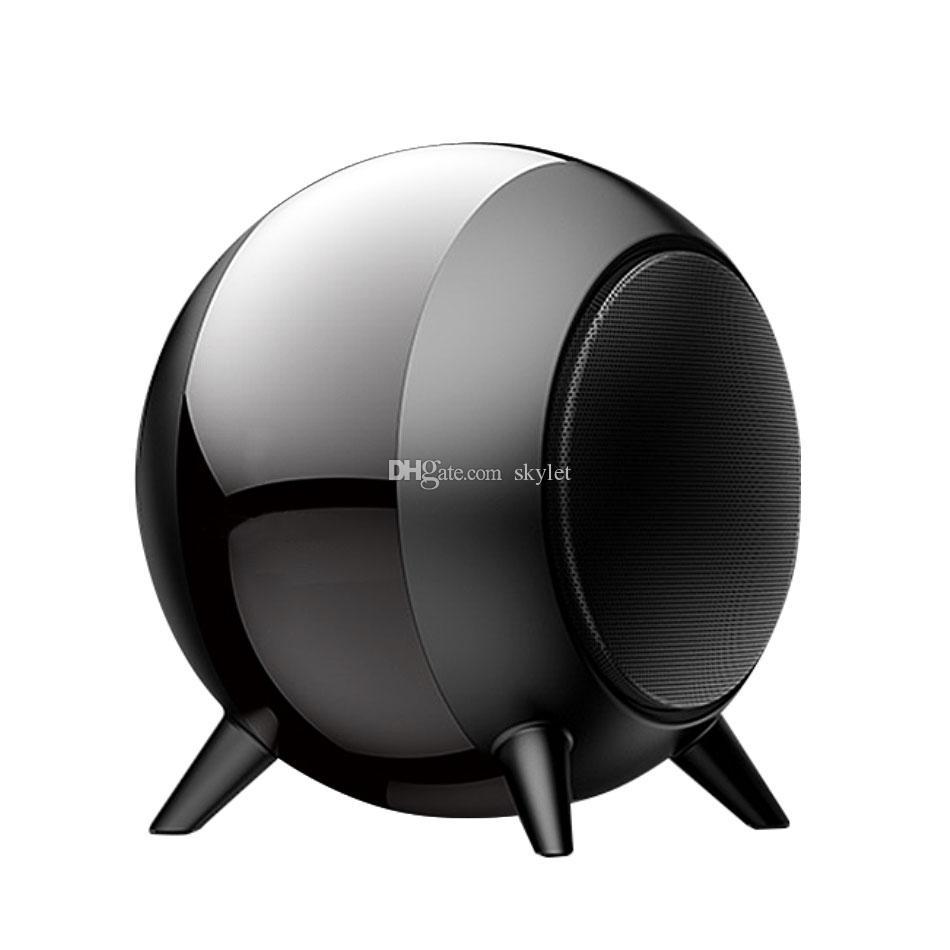 VI-1 Hoparlörler Bluetooth Hoparlör Kablosuz Büyük Hacim Mini Hoparlör Subwoofer Işık Hoparlör Soundbox Retai Kutusu ile